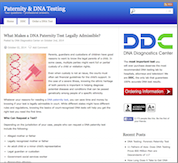 DNA Diagnostics Thumb