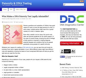 DNA Disgnostics